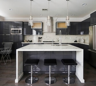 Frameless Collection RTA Cabinets | Cabinet City Kitchen ...