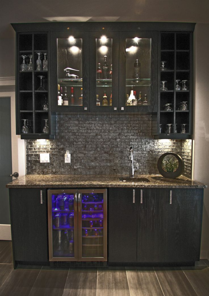 Ideas for a Stylish Home Bar