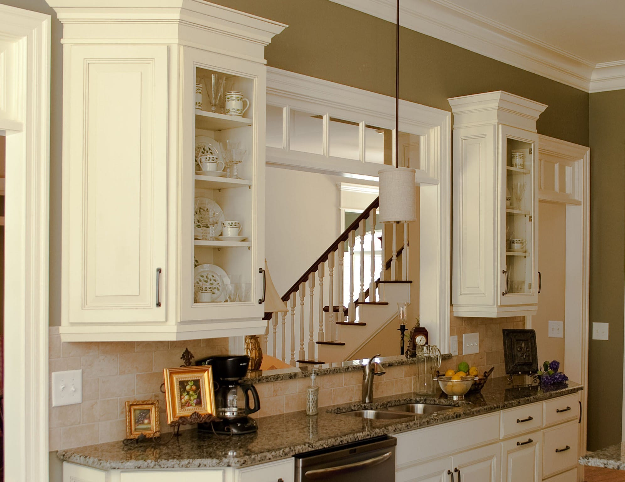 Innovation Counter Depth Upper Cabinets